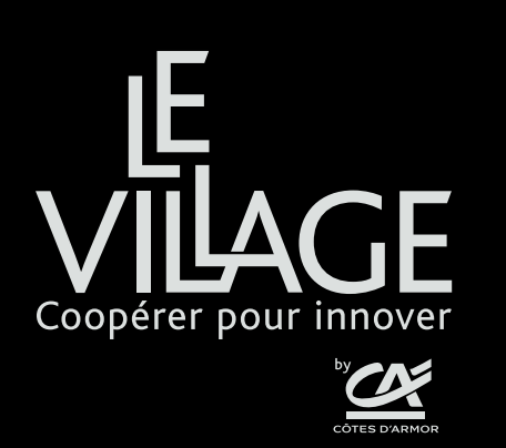 Logo du village by CA